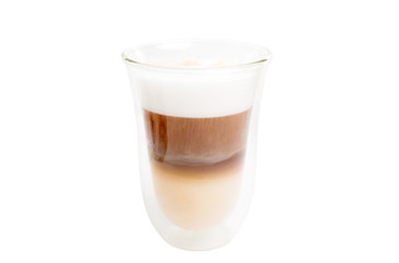 cappuccino isolated