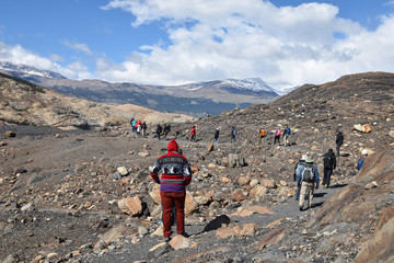 Randonnée en Patagonie Argentine