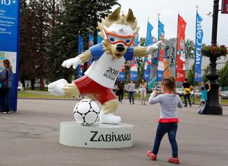 Soccer Football - FIFA World Cup