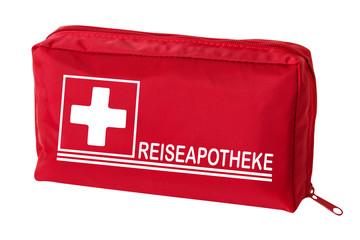 Medizin  -  Tasche  -   Reiseapotheke