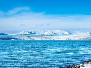 Jokulsarlone iceberg lagoon in Iceland