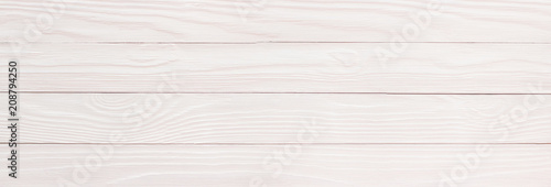 Wooden Table Or Floor Painted White As A Background Wood