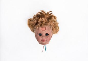 doll head, Halloween