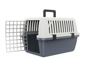 Pet Carrier Isolated