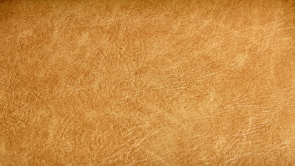 Brown leather texture surface