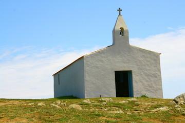 chapelle du port de la meule à l'île d'yeu