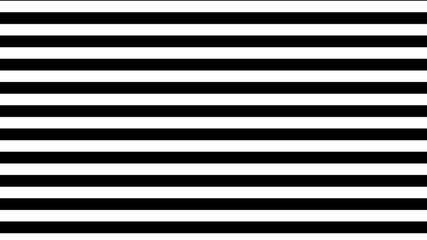 Horizontal Black and White Bars