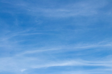 background. blue sky with clouds