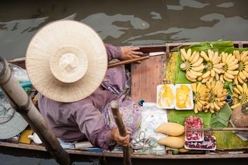 River market vendor
