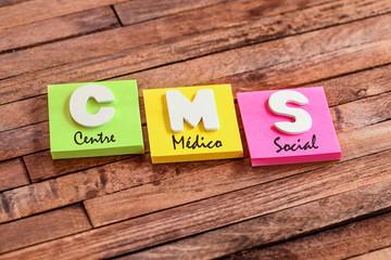 post-it acronyme : CMS