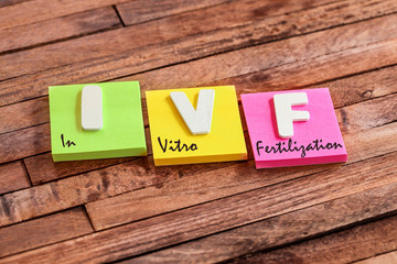 post-it acronym : IVF