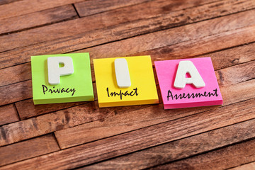 post-it acronyme : PIA