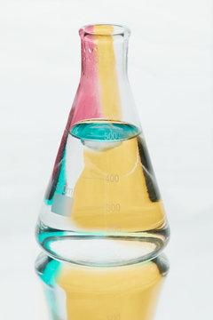 Colorful Beaker