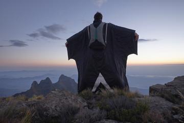 Drakensbery Base Jump