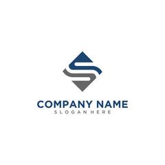 SS logo design