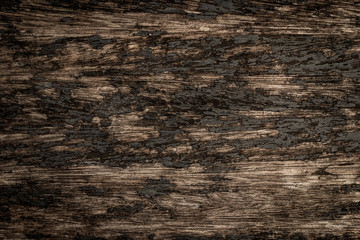 Dried wooden texture , abstract background