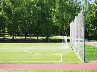 Gate goal football