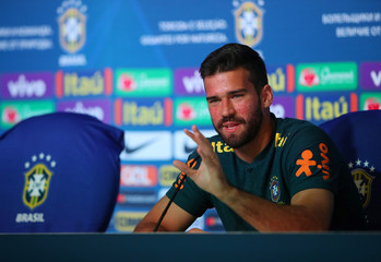 World Cup - Brazil Press Conference