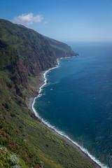Ponta do Pargo in Madeira island, Portugal