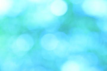 Blue light background