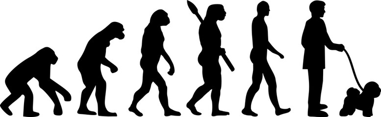 Bichon Frise evolution word