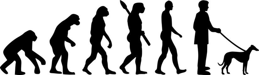 Italian Greyhound evolution