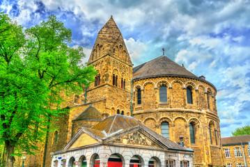 Basiliek van Onze-Lieve-Vrouw, Basilica of Our Lady in Maastricht, the Netherlands