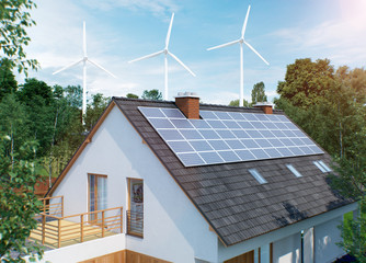 home electricity generation with solar and wind future of green energy off grid