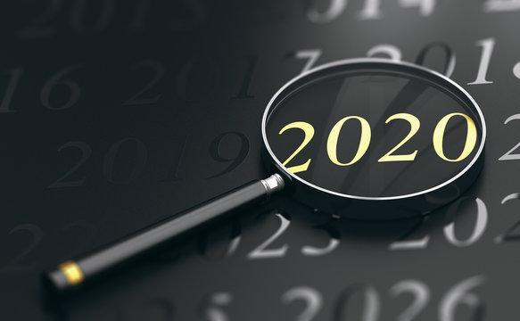Focus on Year 2020, Two Thousand Twenty