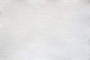 White handmade paper as a mockup