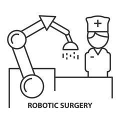 Nurse on Robotic surgery