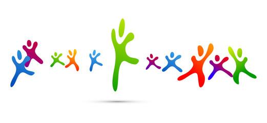 figure, sport, figurini, fitness