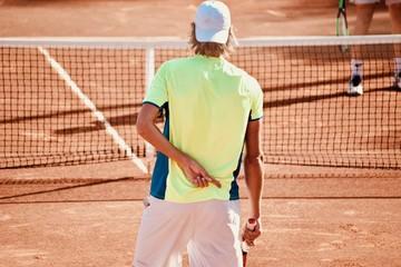 Sport Tennis Athletes in action during Wourld Tour