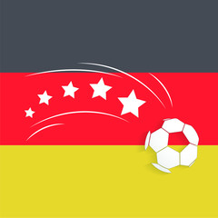 fussball soccer germany background