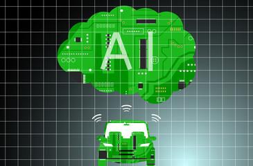 人工知能 自動運転