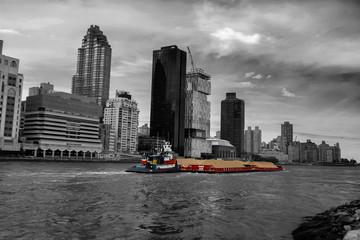 Tugging Through NYC