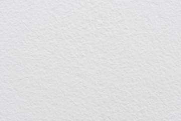 Obraz Blank plastered white wall texture or background - fototapety do salonu
