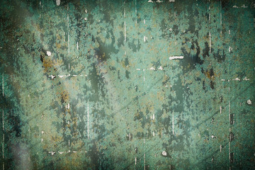 Abstract green grunge background