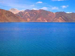 Pagong Lake and Rainbow Mountain
