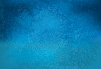 Vector  blue  colors texture. Blue background.