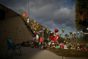 The Wider Image: Parkland survivors keep memory of shooting alive