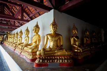 min gold buddha