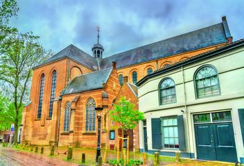 Pieterskerk, St. Peter's Church in Utrecht, the Netherlands