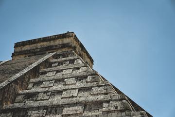 Maya pyramid - Mexico
