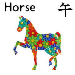 Eastern Zodiac Sign Horse
