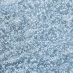 Texture of ice. In near Vladivostok. Sea of Japan.