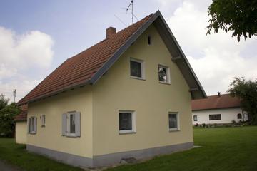 Flüchtlingshaus für Sudeten