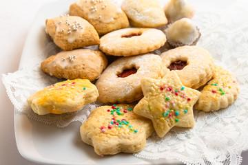 Biscotti tradizionali dalla Sardegna