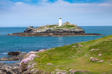 Godrevy Cornwall England UK