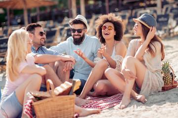 Summer holidays and vacation